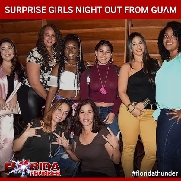 Girls of guam