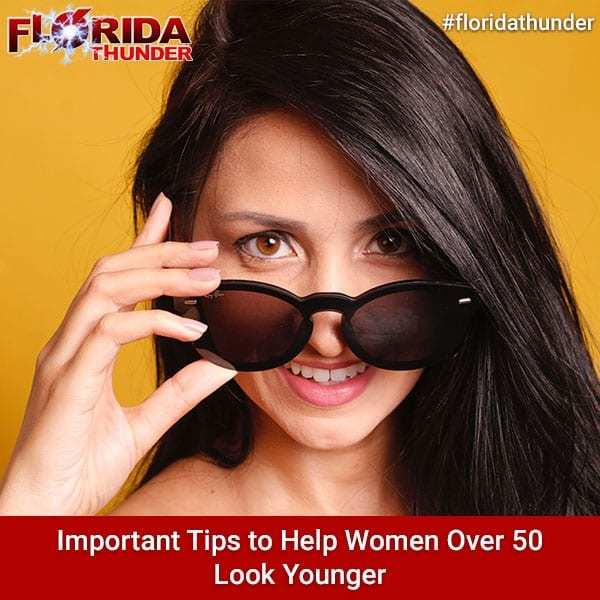 Tips to Help Women Over 50 Look Younger