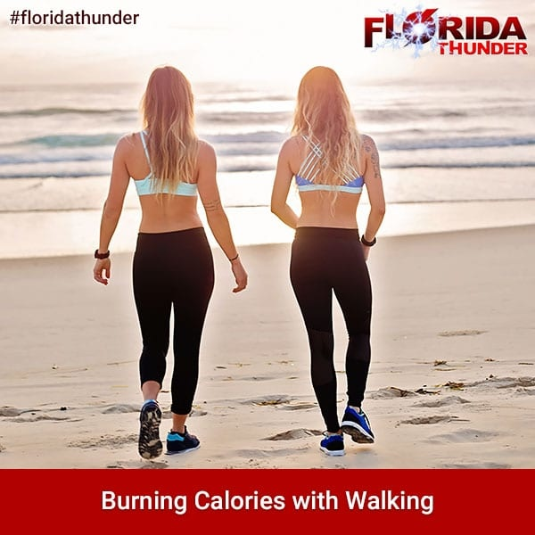 Burning Calories With Walking