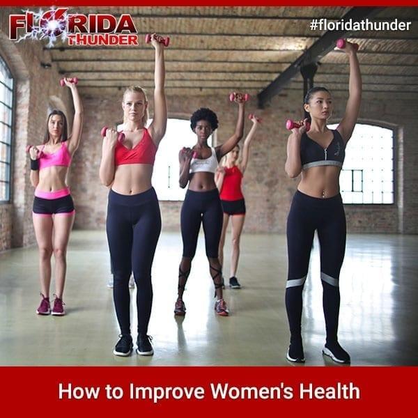 How To Improve Women's Health
