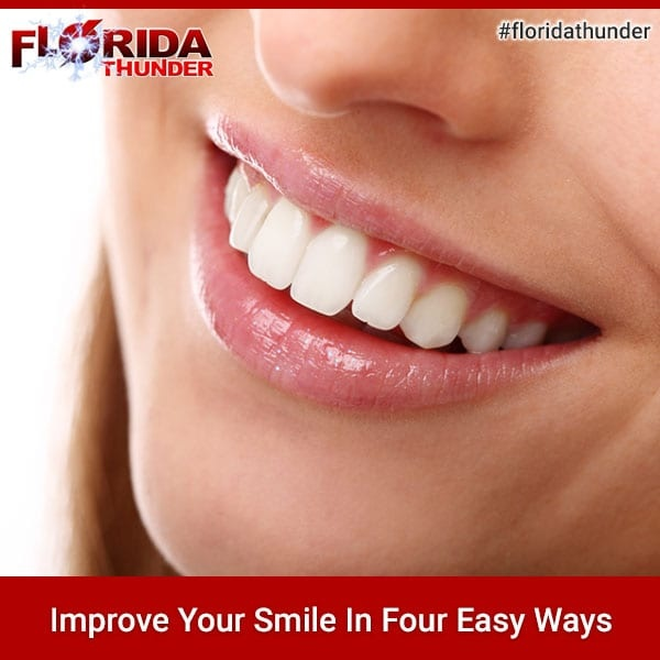 Improve Your Smile In Four Easy Ways